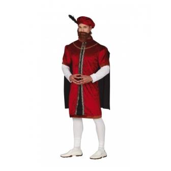 Disfraz hombre del Renacimiento adulto