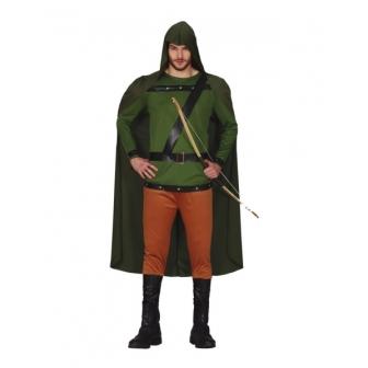 Disfraz Arquero medieval para hombre