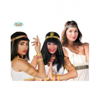 Pulsera Cleopatra serpiente