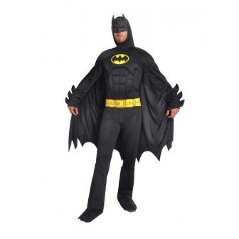 Disfraz Batman Musculoso Negro Adulto