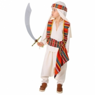 Disfraz Arabe Amir infantil deluxe