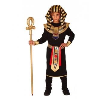 Disfraz Egipcio negro para niño