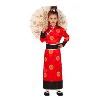 Disfraz Oriental para niña