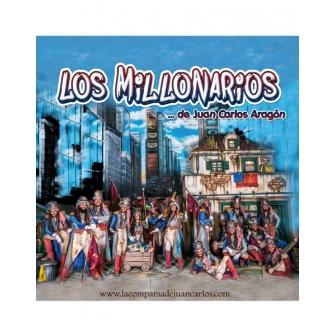 Cd Comparsa Los Millonarios 2015 J.C.A.