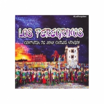 Cd Los Peregrinos - Juan C. Aragon 2017