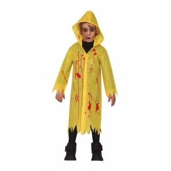 Disfraz Raincoat sangriento...
