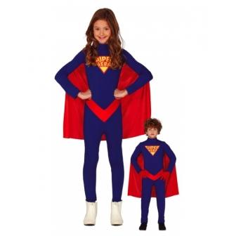 Disfraz Superhéroe unisex infantil