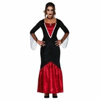 Disfraz vampira elegante para mujer