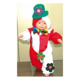 Disfraz Payasito para bebes