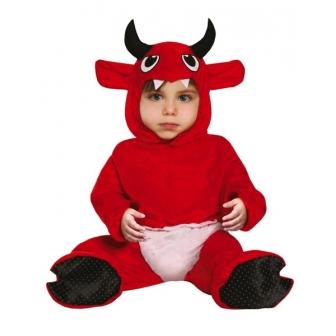 Disfraz Diablillo para bebés
