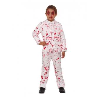 Disfraz Traje sangriento infantil