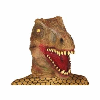 Máscara Tiranosaurio HQ látex