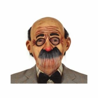 Máscara Abuelo sin boca látex