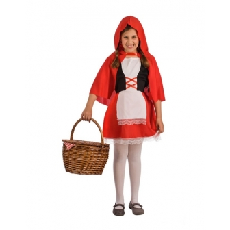 Disfraz Caperucita para niña