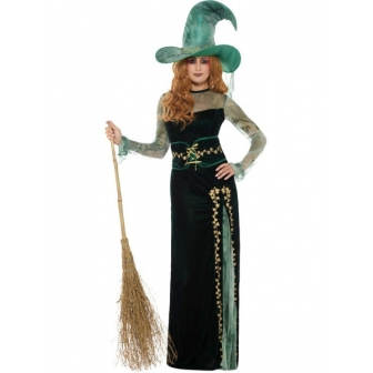 Disfraz Bruja Esmeralda mujer