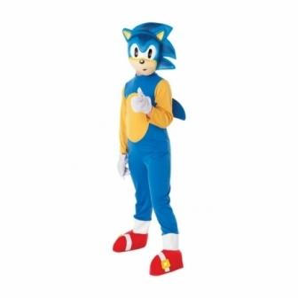Disfraz Sonic classic infantil