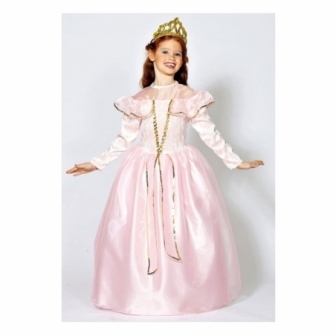 Disfraz Princesa Auri para niña deluxe