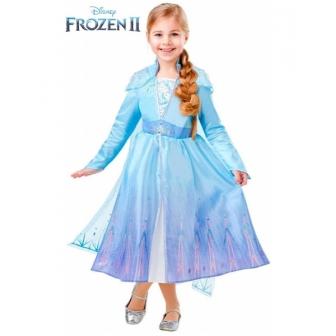 Disfraz Elsa Travel Frozen 2 Deluxe INF