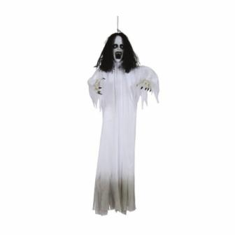 Colgante Vampira 150cms.luz,son.mov
