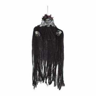 Colgante Medusa 120 cms. luz y sonido