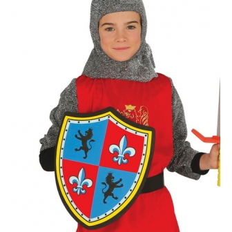 Escudo Medieval Infantil Goma Eva 35cms