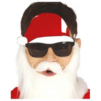 Gafas con Gorro Noel