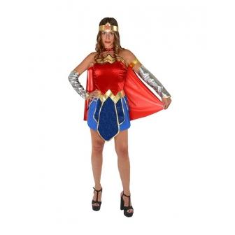 Disfraz Wonder Woman Adulta