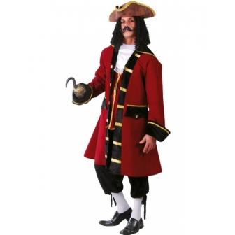 Disfraz Capitán Pirata Adulto