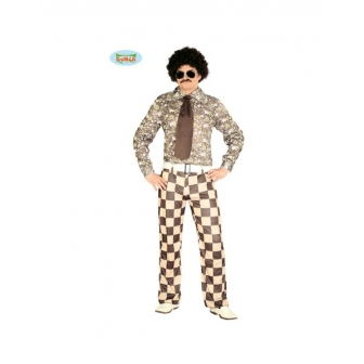Disfraz Traje Años 70 para hombre