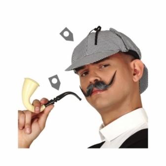 Set Detective: gorra + pipa