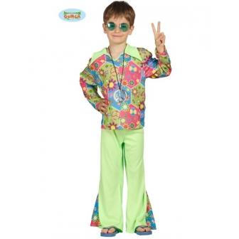 Disfraces Hippie infantil