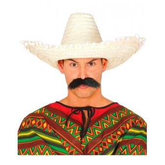 Sombrero meijcano 50 cm colores