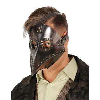 Máscara médico Peste