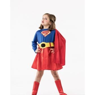 Disfraz Superchica niña