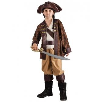 Disfraz Pirata Lujo para niño