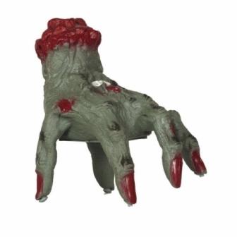 Mano zombie andante sonido y mov.20 cms