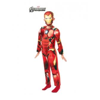 Disfraz Iron Man deluxe infantil