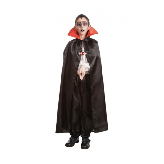 Capa Vampiro Infantil 8/10 años