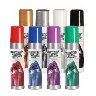 Maquillaje en Spray Cuerpo y pelo 75ml.