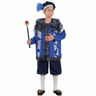 Disfraz Lord medieval para niño