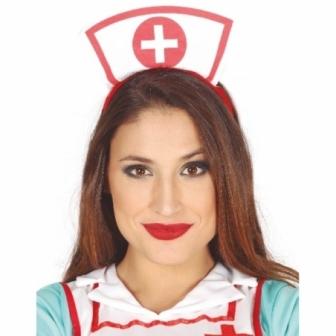Diadema minihat Enfermera
