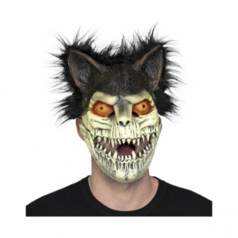Media máscara foam máscara