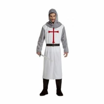 Disfraz Cruzado medieval adulto