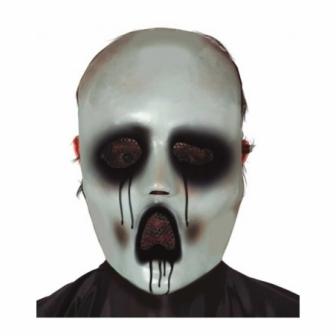 Máscara de Hierro en pvc