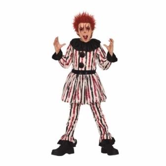 Disfraz fantasma terrorífico infantil