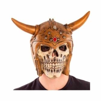 Máscara Vikingo Skull  látex