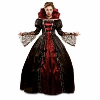 Disfraz Princesa Vampira DeLuxe Mujer XL