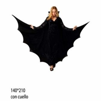 Capa murciélago grande 140x210 cms.