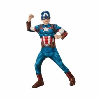 Disfraz Capitán américa classic Z inf.