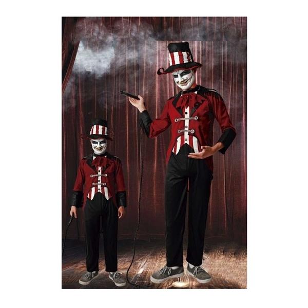 Disfraz Domador circo demoníaco infantil